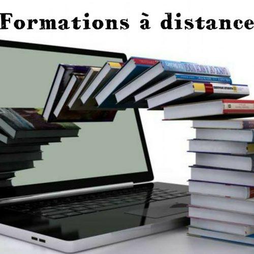 Formations à distance