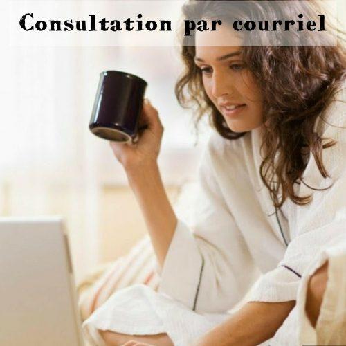 Consultations par courriel