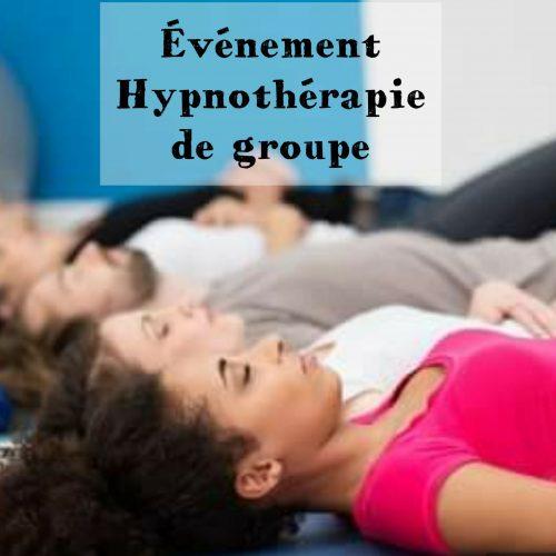 Hypnothérapie de groupe à Sainte-Thérèse